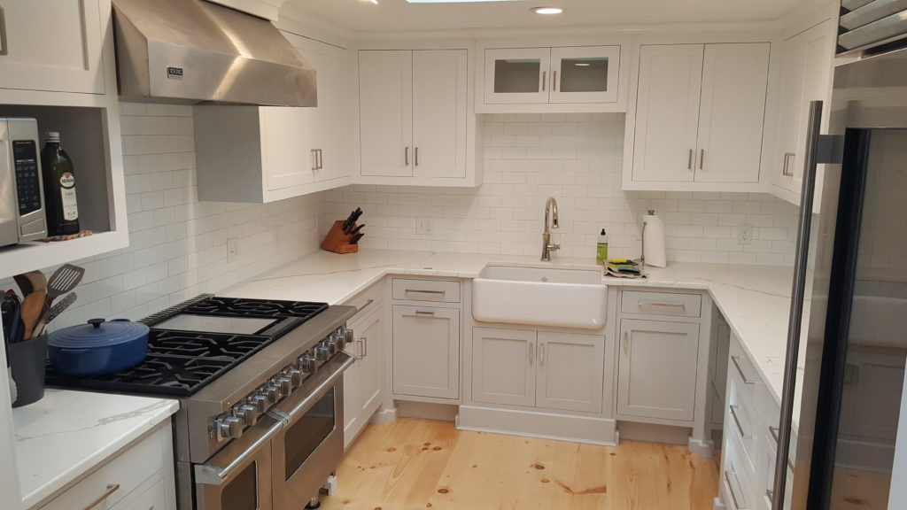 Custom Kitchen Cabentry Cape Cod